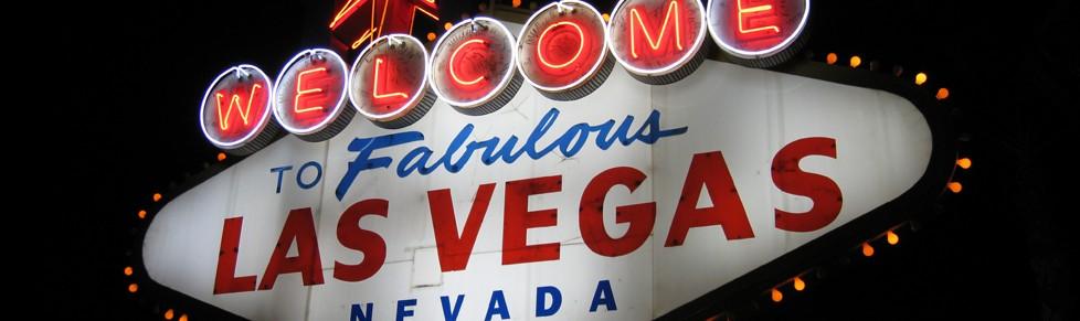 Welkom in Las Vegas