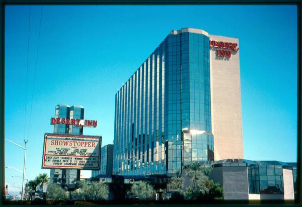 Desert Inn Hotel in Las Vegas