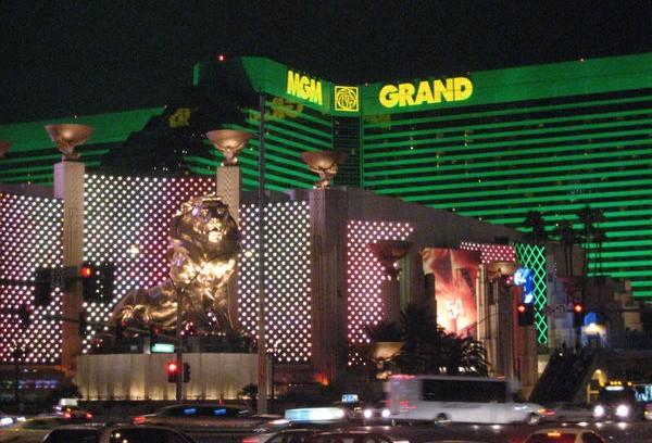 MGM Grand Hotel in Las Vegas
